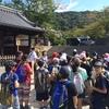 修学旅行 清水寺見学