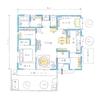 小さくて 機能的な 家を考える ・・ コンパクトで 家族みんなが使いやすい 玄関に