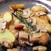 フライパンで作る「鶏肉のグリル」!皮がパリパリ旨すぎシンプルレシピ