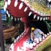 【DINO恐竜PARK】沖縄で恐竜に会える ~やんばる亜熱帯の森~