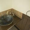 土浦市N邸の手洗いボウル