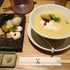 銀座 篝 ルクア大阪店 鶏白湯SOBA+特製トッピング盛り