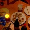 蕎麦を無音で食べるフランス人となんでもクチャラーな華僑たち