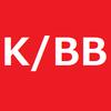 通算K/BBランキング