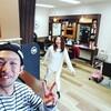 【blog】~雫石の車窓から~ 櫻田さんの髪切った。