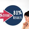 英語学習で8割の結果が出る「たった1つの要素」とは?