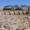 AIIB丝绸之路=西亚=铁路(メモ)