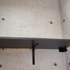 ガレージDIY  棚を追加してサクッとBBQセットを収納しよう!