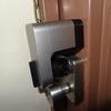 Qrio Smart Lockの設置完了