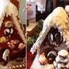 川崎日航ホテル『【夜間飛行】~冬の贈り物~スイーツブッフェ』