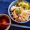 メスティンで簡単キャンプ飯!【海南鶏飯(カオマンガイ)】と【きのこの炊込みご飯】