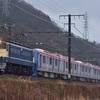 第1163列車 「 甲4 首都圏新都市鉄道 TX-3000系(85f)の甲種輸送を狙う 」