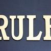 応募書類の作成には基本的とも言える決まったルールがあります!