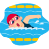 Swimmingly / (物事が)スイスイと