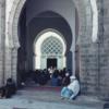 モロッコ モスク 内部