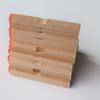 ギフト彫刻工房ソライロ おなまえスタンプ印 10個セットを使ってみました。