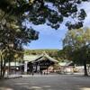 お礼参りの、冬至。 ~愛知県一宮市「真清田神社」参拝記