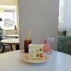 【韓国カフェ・淑大入口】食べ物だけじゃなく、食器も可愛い。 Hoody goody
