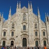 イタリア・ミラノの名所、ドゥオーモへ!!B級グルメ チーズとろとろ熱々パンツェロッティが美味すぎた!