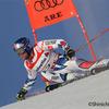 アレクシ・パンテュロー1本目ラップ オーレ世界選手権男子GS