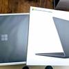 Surface Laptop3買ってみた