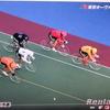 菊池翔選手、1日目(2021/10/2京王閣競輪4R)