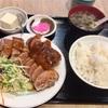【食べログ初クチコミ】伊勢佐木モールの「和記食坊」で焼き鴨肉定食