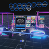 Thw Wave VRとNeosVR