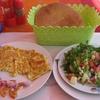モロッコ1人旅行記 青の街 シェフシャウエン  メディナのレストラン『Ali Baba アリババ』で遅めのランチをいただく^^