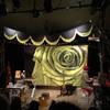 劇団どくんご「愛より早くFINAL」札幌公演@円山公園自由広場