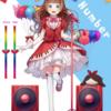 """【電波通信】""""ななひら""""を起用したサンブルボイス集『KAWAII FUTURE SAMPLES』が公開"""