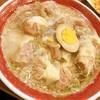 【グルメ】粗挽きのワンタン麺、しょうゆ味(^^)