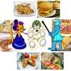 「イギリス&アメリカの食べ物」ランキング・マイベスト10