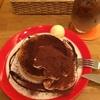 北欧館 ティラミスパンケーキ