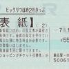 博多⇔熊本・水前寺・上熊本 ビックリつばめ2枚きっぷ