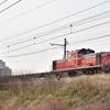 第781列車 「 今年も板チキ!DD51牽引の米原訓練を狙う 」