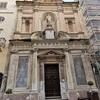 【マルタ島旅行】マルタ島、バレッタの教会見学。