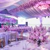 Phong cách mới cho trang trí tiệc cưới bãi biển Hội An