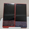 BlackBerry幻のKEY2 Red Editionゲット!KEY2LEと比較