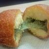 福島県南相馬市の揚げ菓子「凍天」。何と読む