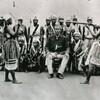 西アフリカ・ダホメー王国の「女性兵士」