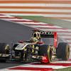 F1第17戦インドGP、V.ペトロフ 11位、B.セナ 12位、両者ポイント届かず。