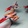 メカコレクション 零式52型空間艦上戦闘機 コスモゼロ