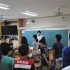 教育実習生 研究授業