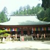 最澄さんの誕生日に、比叡山の宿坊「延暦寺会館」に泊まる。