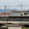 第1657列車 「 南福井から! DE10 1560の返却配給を狙う 」