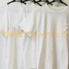 メンズ必見!シンプルで合わせやすい!おすすめ白Tシャツとコーデを紹介します。