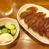 大阪餃子通信:大阪難波『ぎょうざ専門店』のタレなしで食べれる絶品餃子