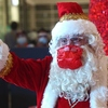 【新型コロナウィルス第三派と困窮するスラムの生活、そして南の島のクリスマス】 ~それでも教会でみんなで集ってミサとかしちゃうんだろうなあ、、、(#フィリピンは10月からクリスマス #コロナウィルスの特性 #マスクサンタ)