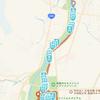 フルマラソンに出るまでに走った距離を公開